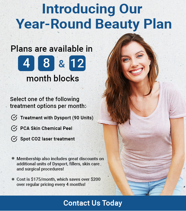 year-round beauty plan